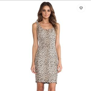 Diane Von Furstenberg Arianna Cheetah Dress